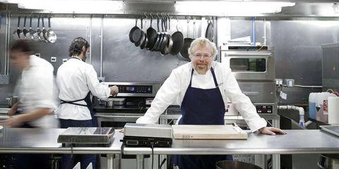 Cook, Service, Kitchen, Cooking, Job, Chef, Employment, Countertop, Kitchen appliance, Science,