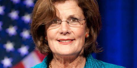 The IBM heiress and national finance chair for the Democratic National Committee is a natural successor to Rivkin. Stetson attended the Sorbonne while her father Arthur K. Watson was ambassador to France.