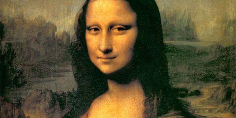 The Italian scholar Giancarlo Gianazza believes the profile of Dante Alighieri may be discerned upon close analysis of Leonardo da Vinci's brushwork in the Mona Lisa.