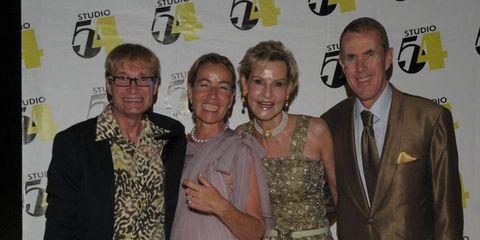 Lindsey Smith, Andrea Kaufmann, Cornelia Heinz, and Ralph Heinz.