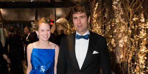 Marissa Mayer and Zachary Bogue.