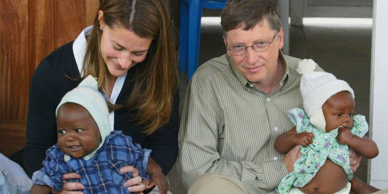 Most Generous People - Philanthropic Families