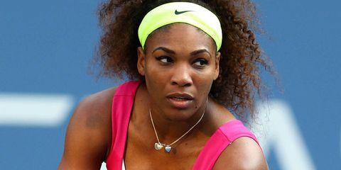 Serena Williams, 2012