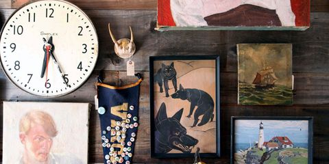 """Earlier this month, Montecito welcomed a decidedly East Coast resident with Mate Gallery, a curated collection of home goods created by photographer Matt Albiani and local realtor Ron Brand. """"Montecito is such a beach town and it has such a cool vibe, but it doesn't have a trace of the nostalgia so prevalent on the East Coast,"""" Albiani says. Mate Gallery mixes vintage furniture and old California maps with denim Wrangler button down shirts and tees and other one-of-a-kind finds. East Coast-based companies like Seabags from Maine and Ursa Major from Vermont fill in the 160 square-foot space, Brand's find, with accessories and grooming products. Albiani's photography, including outtakes from his book, Life Guard On Duty, along with work by Karen Robertson, a Florida based designer who creates anchors out of miniature starfish and encases them in glass, helps project that necessary groovy surfer ambiance. Original Andy Warhol Polaroids from Hedges Projects in New York and oil paintings from Long Island abstract artist Kerry Irvine elevate the shop's authentic status in the gallery world.While Mate isn't a men's store, it has a definite masculine slant. """"Every guy over 40 who walks in the store loves the hardback Hardy Boys set,"""" Albiani says. Albiani and Brand, both in their 40s, know what's going to hit home for their male customer, but there have been some surprises too: """"Women are going crazy for the vintage OP shorts and mothers tell me that this is their kids' favorite store. It's fun to see people get excited about nostalgia,"""" Albiani says. """"We wanted to appeal to everyone and create a store where everyone can walk out with something. We carry everything from a $5 bandana and a $10 rope bracelet all the way up to a Warhol that is $10,000-$12,000.It's quite a lot for such a tiny space to carry: """"That's the New Yorker in me,"""" Albiani says. """"Taking a small space and figuring out how to make the most of it.""""Mate Gallery1024 Coast Village Road at Montecito Country Mar"""