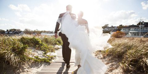 The Wedding Details: