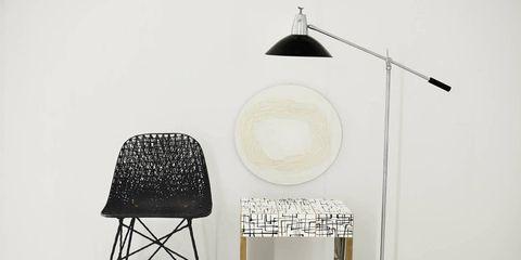 Product, Light fixture, Grey, Iron, Design, Still life photography, Lighting accessory, Silver, Lamp,