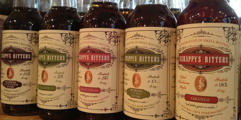 """""""Hand crafted in small batches in Seattle, these are just the best bitters.  Period.""""watsonkennedy.com"""