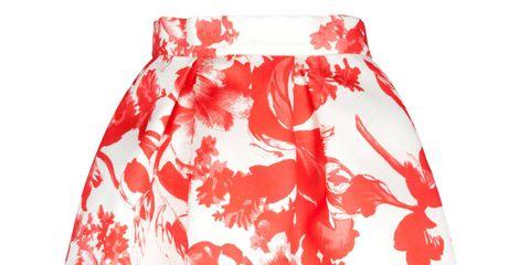 Red, Orange, Pattern, Peach, Fruit, Coquelicot, Pattern,