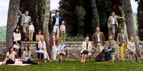 the late salvatore ferragamo produced not only groundbreaking footwear but a healthy roster of successors to secure his legacy after his death, in 1960, his widow wanda and their six children went into the family business currently son ferruccio is chairman while massimo handles us operations, and ferruccio's son james oversees women's leather design the international business expanded further after a 2011 ipo that valued the company at 21 billion meanwhile, the rest of the family ensures that the ferragamo name reaches far beyond fashion, with a museum, a philanthropic foundation run by wanda, and a collection of hotels the newest, portrait firenze, opens this month in florence james's twin, salvatore, runs il borro, the ferragamos' ancient tuscan estate with a boutique hotel, a family home, and land that produces olive oil, honey, and award winning winesgenerations of ferragamos, at castiglion del bosco, one of their tuscan resorts, 2007