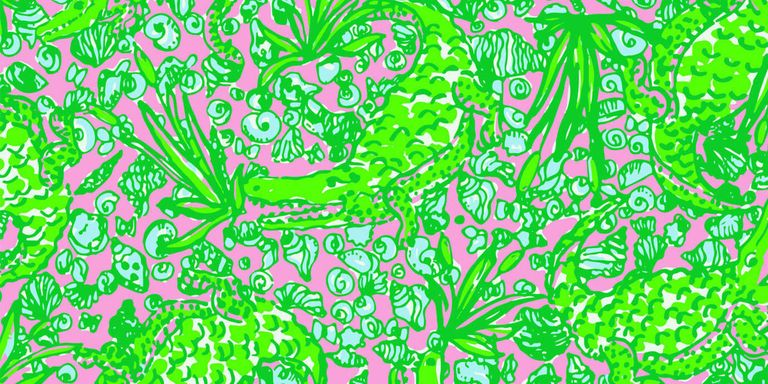 Unique Lilly Pulitzer Prints - Most Popular Lilly Pulitzer Patterns XV07