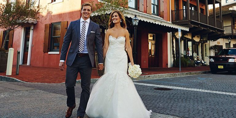 Beth Beattie And Lawson Aschenbach Get Married In Rosemary Beach Florida
