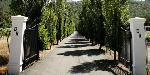 When: June 15, 2013Location: Interior designer Ken Fulk's private estate, Durham Ranch, in St. Helena, CA.