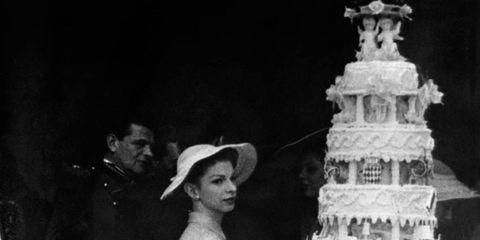 Prince Rainier III of Monaco and Princess of Monaco Grace Kelly.