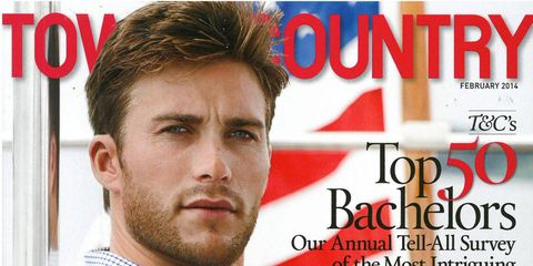 <p>Scott Eastwood—product of an American legend, and wonderful gift to womankind.</p> <p> </p>