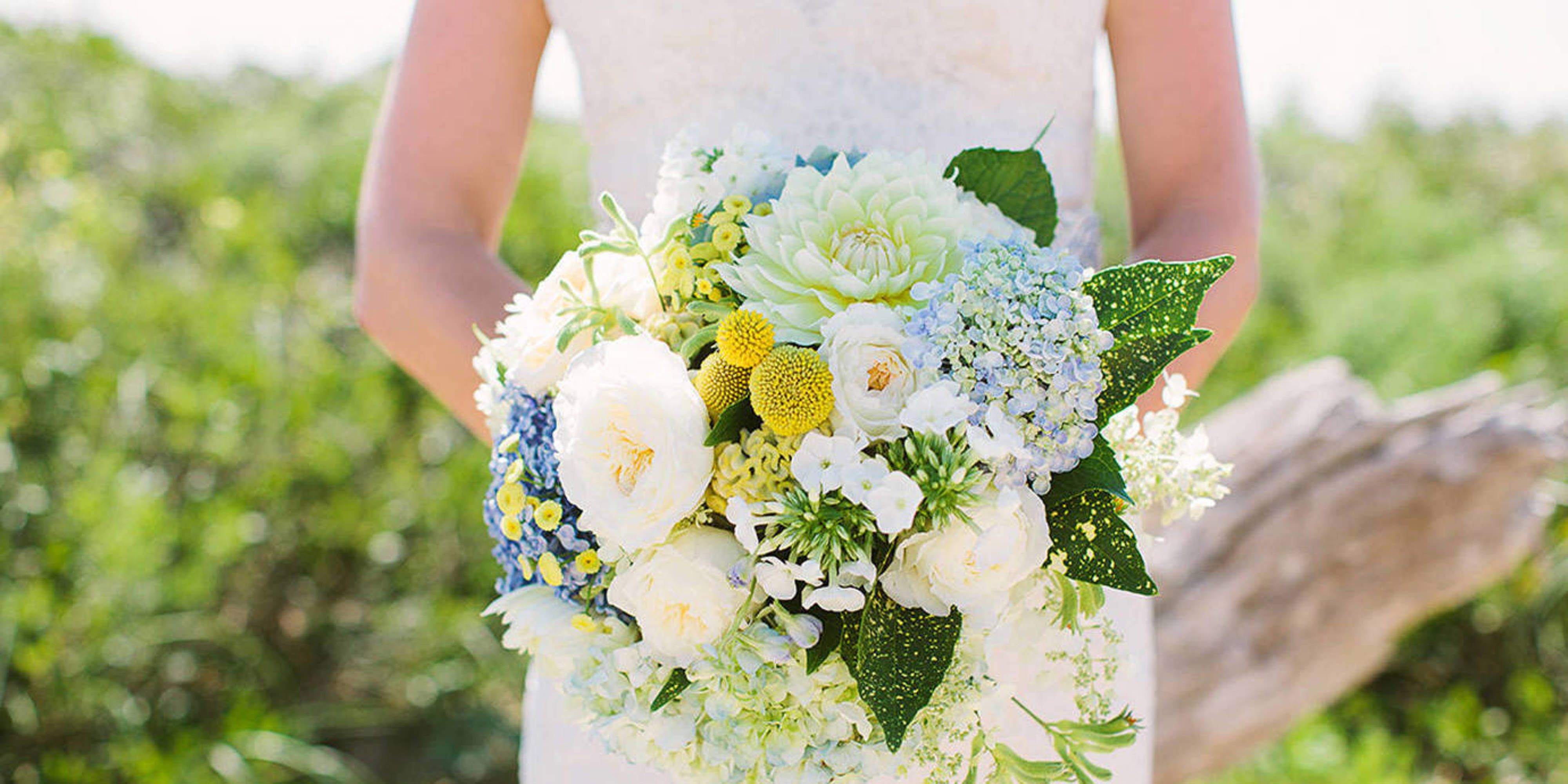Summer Wedding Bouquets Beautiful Flowers for Summer Weddings