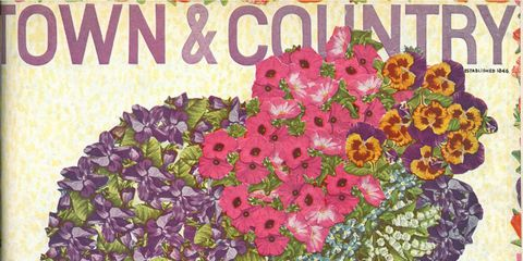 <p>Then art director of <em>T&C</em>, Louis-Marie Eude, created a collaged profile of a woman from hundreds of flower stickers.</p> <p> </p>