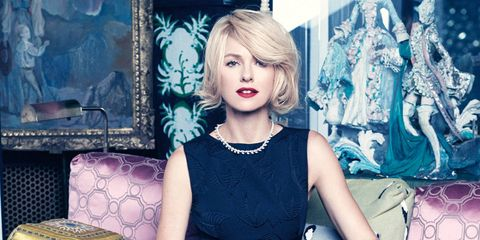 When, at the turn of this century, Naomi Watts was finally plucked from obscurity by the director David Lynch—an excruciating obscurity that had included 10 years of bit parts in bit movies such as Tank Girl and Children of the Corn IV—fate was working in a mysterious way. The role he was casting was the female lead in a television pilot, so he had been given a selection of headshots of people who could do a good job on TV- in other words, the sort of actress not famous enough to anchor (or sell) a feature film. Back then, of course, movie stars didn't do TV. He cast the show with unknowns (including a young upstart named Justin Theroux) but that TV pilot ended up being the 2001 feature film Mulholland Drive, a movie that came to define Lynch for a new generation of filmgoer, that grew to epitomize the seamier side of modern Los Angeles, and that introduced the world—finally, finally—to the 33-year-old Watts.The movie's success was contingent on Watts's deftly playing Betty Elms, a wide-eyed gee-whiz of a character, newly arrived in L.A. and determined to make it as an actress. Watts overplays the role until the moment she's in an audition, when she suddenly pulls out this other persona, that of a brilliant actress. It's a disorienting head fake, and the least of what's to come. Soon enough Watts is embodying an entirely new character, Diane Selwyn. Call it an introduction to the spectrum of an actress who, after acing this very complicated double role, was suddenly a star.I recently met Watts at a restaurant in Brentwood, a comfy local spot close to the house she shares with her partner Liev Schreiber and their two sons, Sasha and Kai. (Schreiber had, unbeknownst to her, been feeding pancakes to their nicely behaved boys at the restaurant before she arrived.) If it is possible to radiate the opposite of star energy, Watts does. She slips into the place—quiet, demure, her face bare—wearing a summery black and white Isabel Marant dress and carrying a pink Louis Vuitt