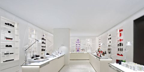 Product, Interior design, Room, Floor, White, Wall, Flooring, Interior design, Plumbing fixture, Cabinetry,