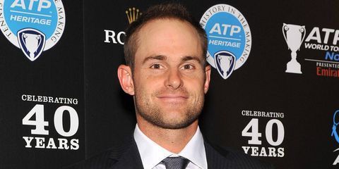US Open Titles: 1 (2003)Country: USANickname: A-RodKnown For: Wit, umpire abuse, witty umpire abuse.Current Residence: Austin, TX/Los Angeles, CARetired: 2012Record: Fastest serve in a Grand Slam tournament (152 mph), blasted at the 2004 US Open.Where Is He Now?: Roddick recently signed on as a co-host of Fox Sports 1's new flagship show, Fox Sports Live, a direct competitor to ESPN's SportsCenter. Expect to hear Roddick wax poetic (and otherwise) on all sports—not just tennis.The Latest Scoop: @AndyRoddick