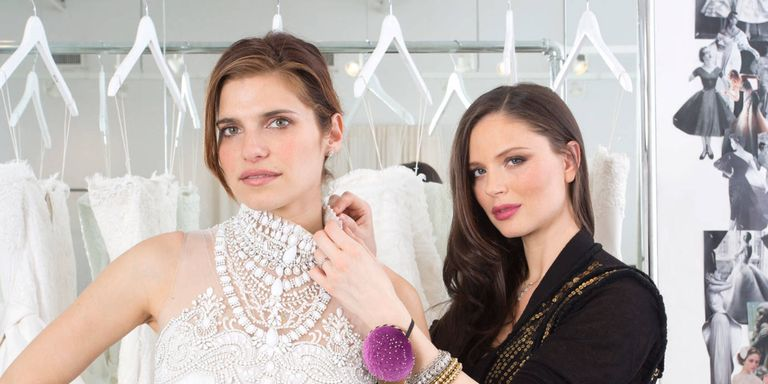 Mind Blowing Traditional Wedding Dresses Around The World: Lake Bell Teams Up With Marchesa