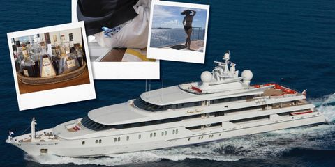 """Unless you're already a billionaire, you're probably not too troubled by your failure to acquire a superyacht. But join the ranks of the 1,200 or so individuals with a net worth running to nine or ten figures, and suddenly superyachts, like helipads, become a necessity. According to Jonathan Beckett, the CEO of Burgess, the leading superyacht sales and charter company, this is a level of privilege beyond even the private jet. """"Not everybody with a private jet has a superyacht,"""" he says. """"But everybody with a superyacht has a private jet.""""Superyachts, with pricetags in the hundreds of millions, are impossible to hide from your accountant. It's tough to find a mooring big enough to accomodate their splendiferousness. But who knew that yachts that sleep 60 would prove so hard to decorate? Some of the uniformity in design seems defensible—they all need to float. But why do so many superyachts make these same, well, strikingly unusual design choices?"""