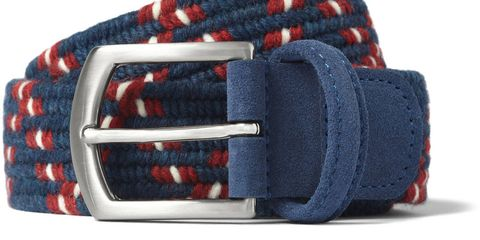 Anderson's Belt, $155 available at MR PORTER.COM