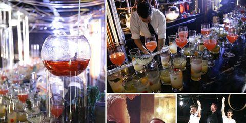 Drink, Barware, Alcohol, Alcoholic beverage, Drinkware, Glass, Tableware, Distilled beverage, Stemware, Liqueur,