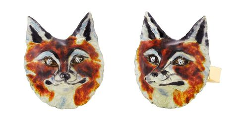 Vertebrate, Orange, Red fox, Fox, Carnivore, Snout, Art, Terrestrial animal, Whiskers, Canidae,