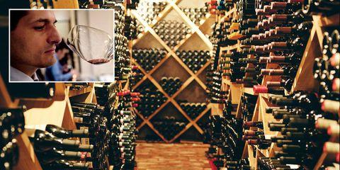 Wine rack, Wine cellar, Winery, Bottle, Barware, Beard, Drinking establishment, Liquor store, Distilled beverage, Alcohol,