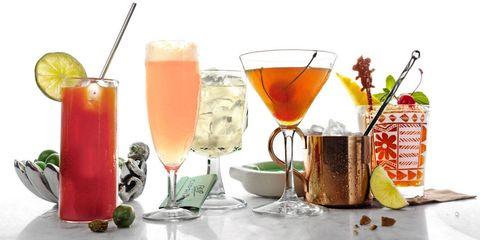 Drink, Serveware, Ingredient, Tableware, Liquid, Juice, Drinkware, Alcoholic beverage, Classic cocktail, Orange,