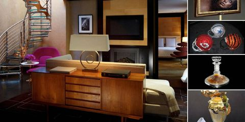 Room, Interior design, Furniture, Stairs, Display device, Picture frame, Interior design, Cabinetry, Television, Cupboard,