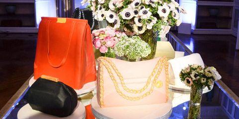 <p>Sweet Grace, Cake Designs Cakes at the Stella McCartney Pre-Fall Presentation</p>
