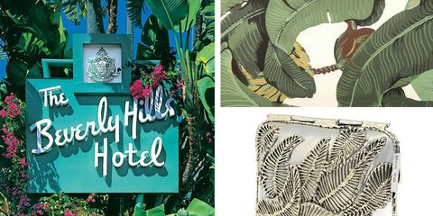 <p>Anndra Neen Beverly Hill Hotel Inspired Clutch</p>