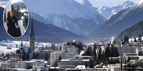 Mountainous landforms, Mountain range, Winter, Mountain, Snow, Ridge, Summit, Arête, Hill station, Valley,