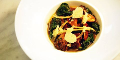 Food, Cuisine, Soup, Ingredient, Dish, Dishware, Recipe, Serveware, Cooking, Hot and sour soup,