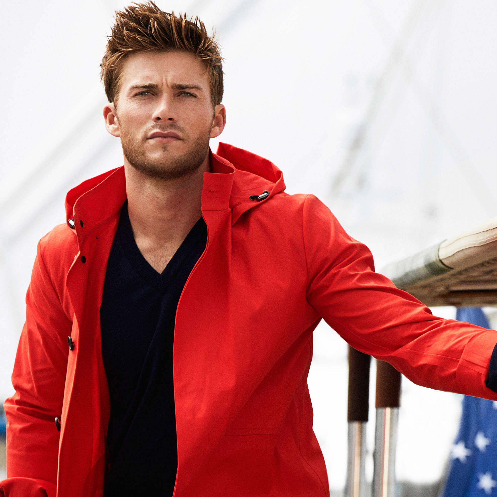 Scott Eastwood - Scott Eastwood Town And Country
