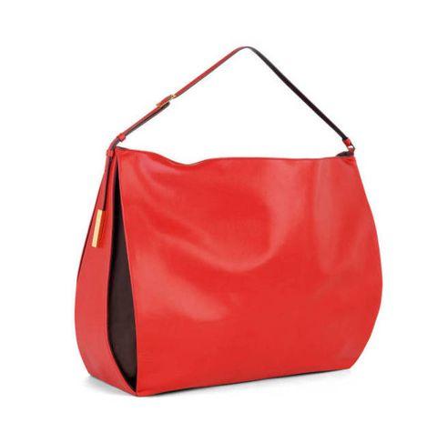 Bag, Carmine, Luggage and bags, Shoulder bag, Maroon, Coquelicot, Handbag,