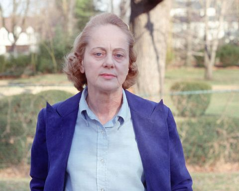 Madeira School's former headmistress Jean Harris.