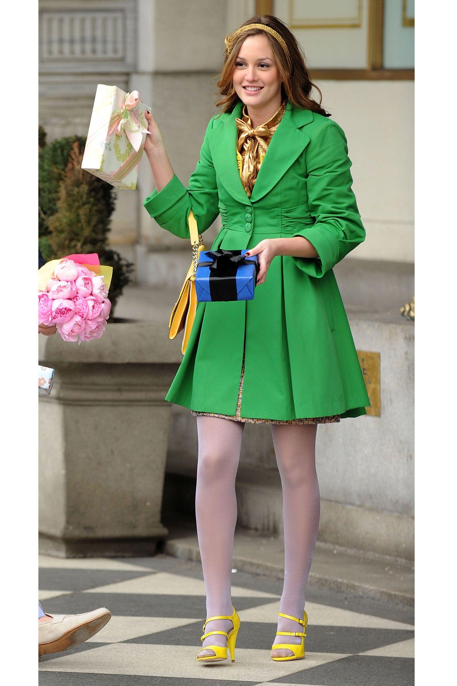 de3df400a Blair Cornelia Waldorf s Best Looks From Gossip Girl