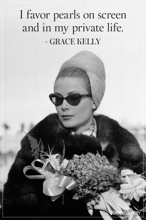 7 best grace kelly quotes iconic grace kelly sayings in honor of