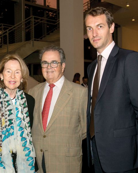 Inner Circle, December 2014, Vacheron Constantin, Carlos de la Cruz, Rosa de la Cruz, Vincent Brun
