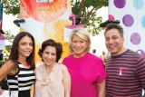 Paddle for Pink, Inner Circle, December 2014, ethenny Frankel, Darcy Miller Nussbaum, Martha Stewart, Thom Filicia