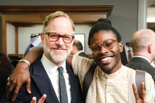 Men of Measure, Inner Circle, December 2014, Bruce Pask, Jesse Boykins III