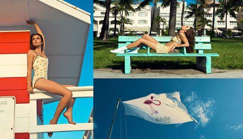 Leg, Human leg, Leisure, Summer, Sitting, Thigh, Outdoor furniture, Beauty, Aqua, Knee,