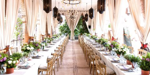 Interior design, Furniture, Function hall, Interior design, Restaurant, Ceiling, Table, Chair, Light fixture, Linens,
