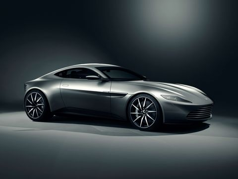 Aston Martin DB10 created for new James Bond film Spectre