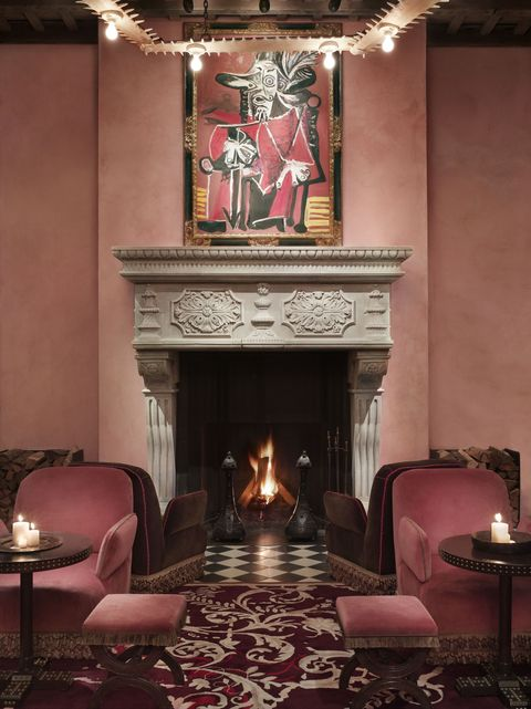 The 10 Coziest Restaurants With Fireplaces In New York City Nyc