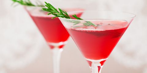 gin cranberry cocktail recipe - Christmas Cocktail Party