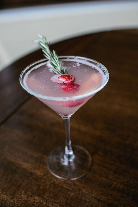 mistletoe christmas martini recipe, raspberry christmas martini recipe