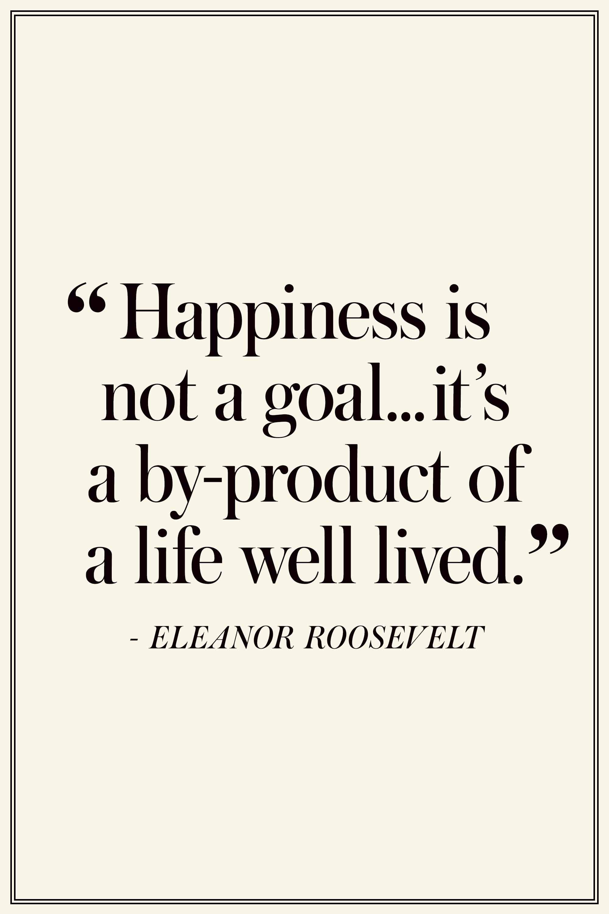 Eleanor Roosevelt Quotes Marines Best Quotes On Happiness  Famous Quotes About Happiness